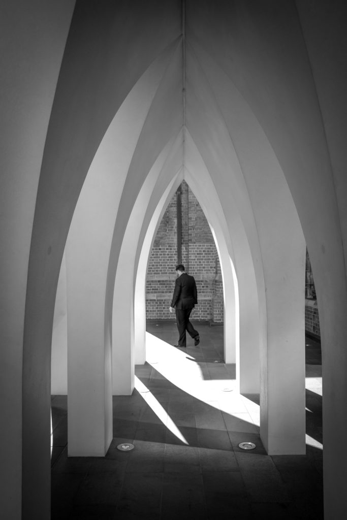 Architecture in Street Photography